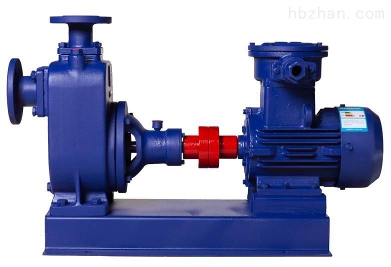 ZWB型自吸式污水防爆水泵