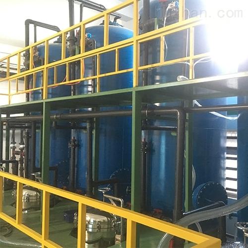 电镀重金属废水处理特种吸附剂吸附工艺