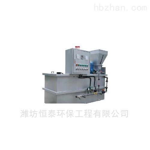 北京市絮凝剂加药装置安装调试