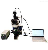 顯微光譜測量系統