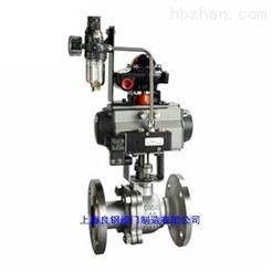 Q641F/Q641H不鏽鋼氣動球閥