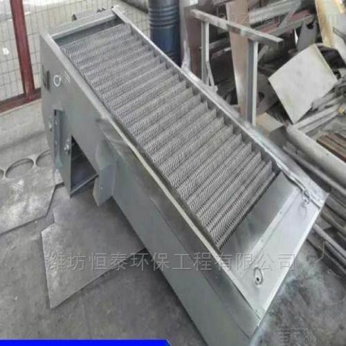 北京市回转式转鼓格栅机安装使用