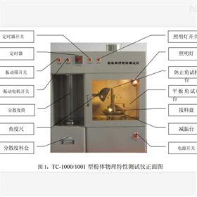 TC-1000/TC-1001粉体特性检测仪