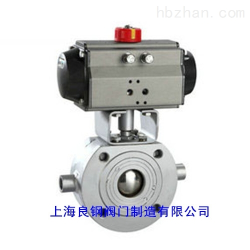 BQ641F/BQ671H气动保温对夹式球阀