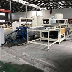 全自动A级硅质渗透板设备生产工艺