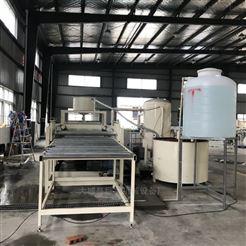 改性硅质聚苯板设备与无机渗透板生产线