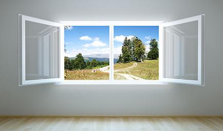 """给房屋带上""""保温口罩"""" 除霾净化窗让房子自由呼吸"""