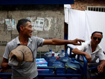 中國成最大垃圾生產國 農村拾荒者卻被驅趕