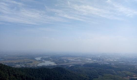 陕西2月PM2.5平均浓度59微克/立方米 同比下降37.9%