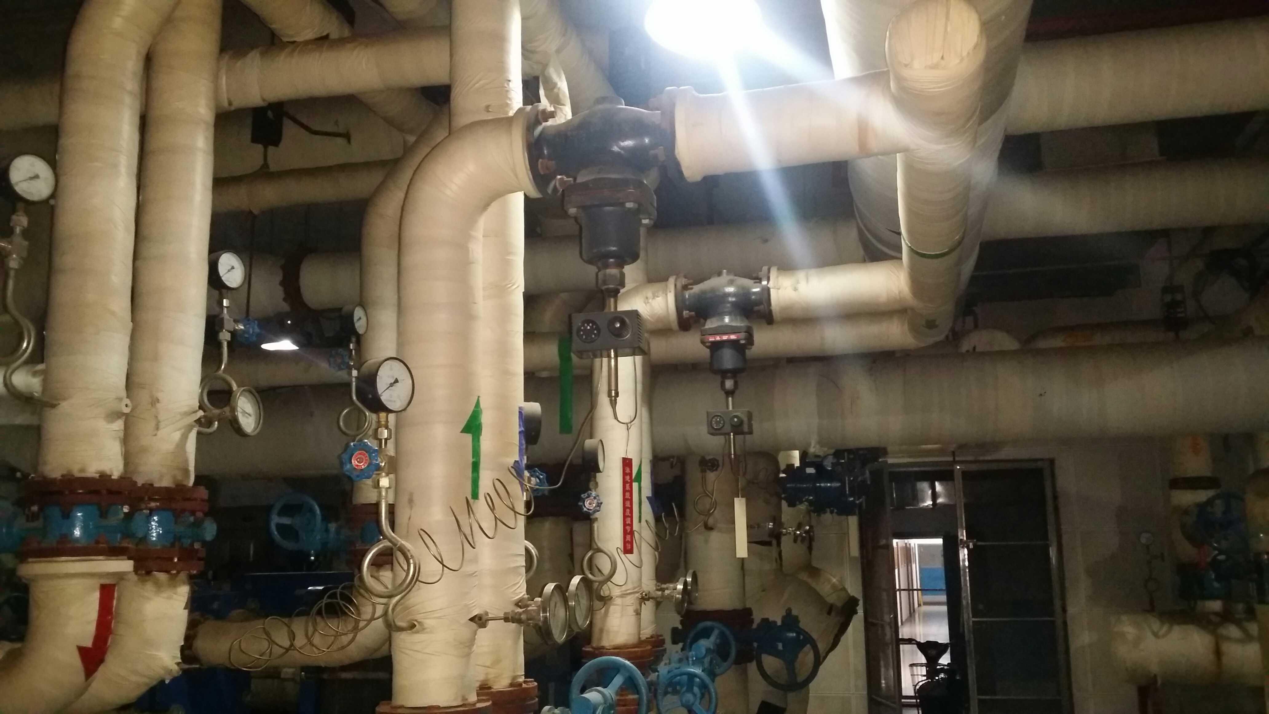 酒店生活热水温度控制应用案例27