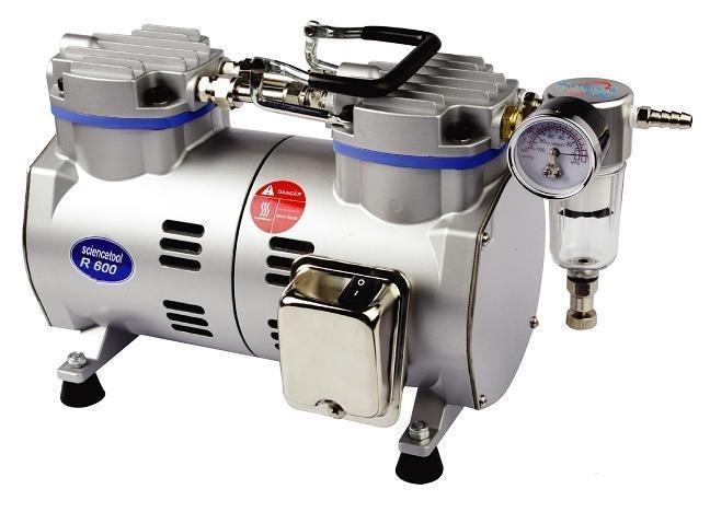 无油小型真空泵