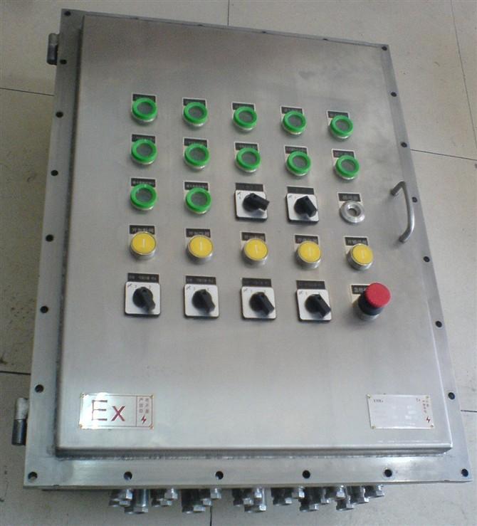 不锈钢防爆控制箱,不锈钢防爆接线箱