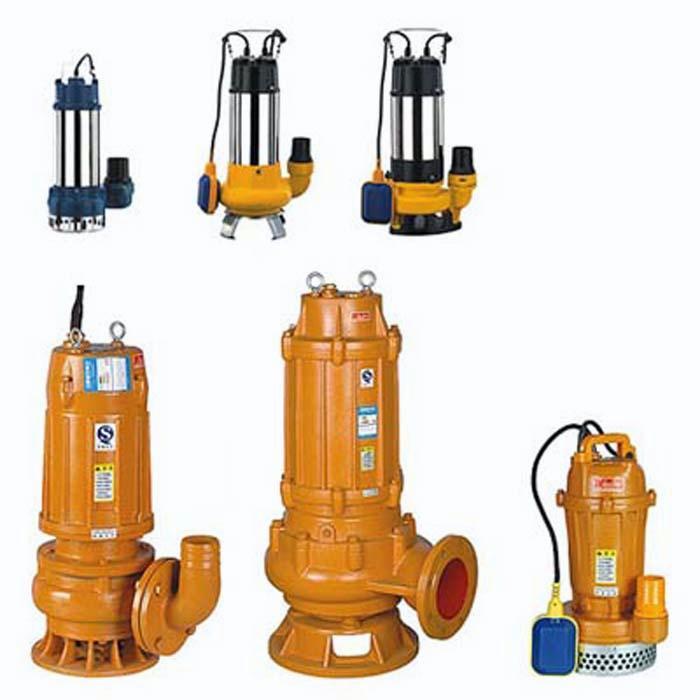 小型农用潜水污水泵