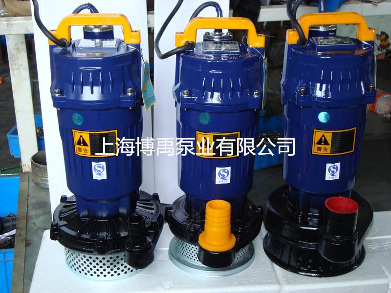 小型农用潜水泵