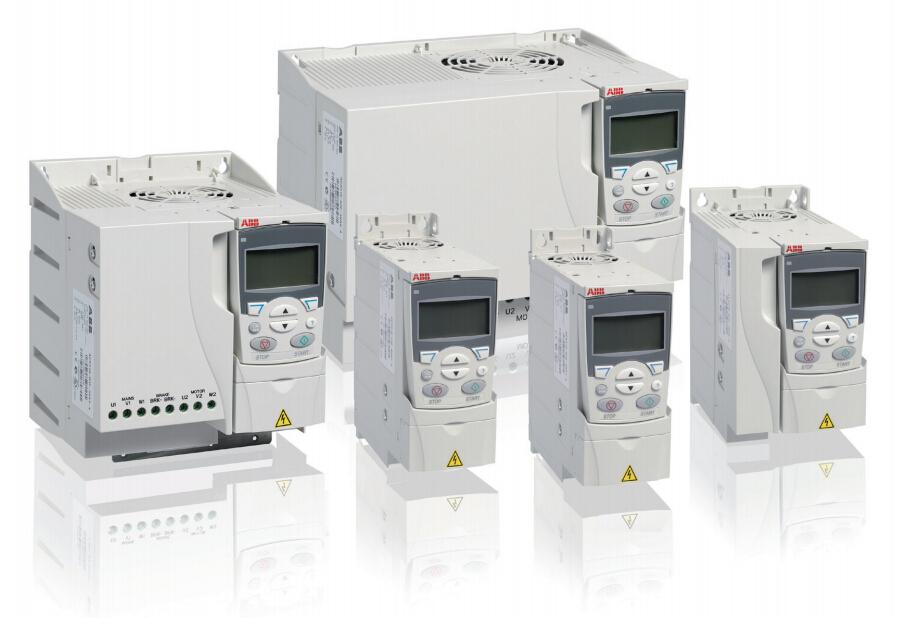 典型应用有泵,风机,以 及恒转矩应用,如传送带.