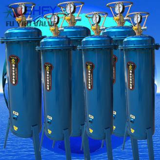 压缩空气油水分离器-供求商机-上海福钥阀门制造有限图片