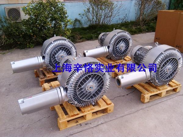 2,双速漩涡气泵接线方法:本厂双速风机所配双速电机其定子绕组为