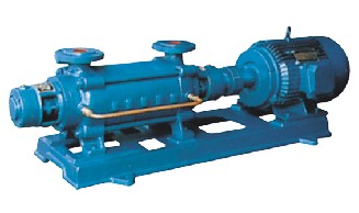 卧式高压锅炉给水泵