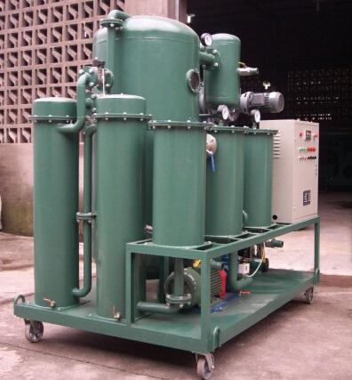 变压器油真空滤油机