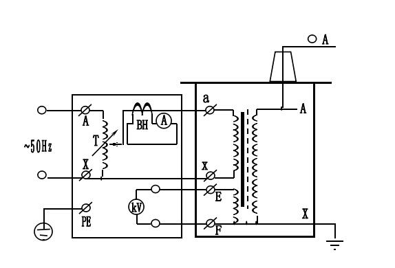 电力变压器结构及原理图