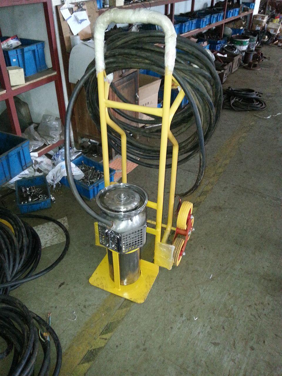 应急排水潜水泵型号