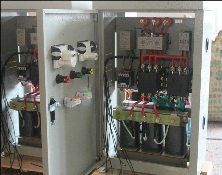 115kw-制砂机专用自耦减压启动柜,降压起动柜
