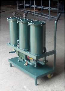 重庆通瑞液压油过滤机