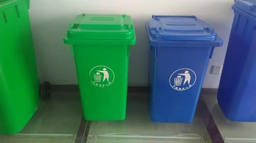 100升-供应内蒙古塑料垃圾桶-临沂市双龙塑料有限