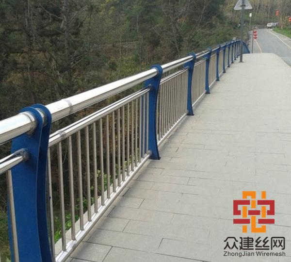 南昌不锈钢复合管护栏