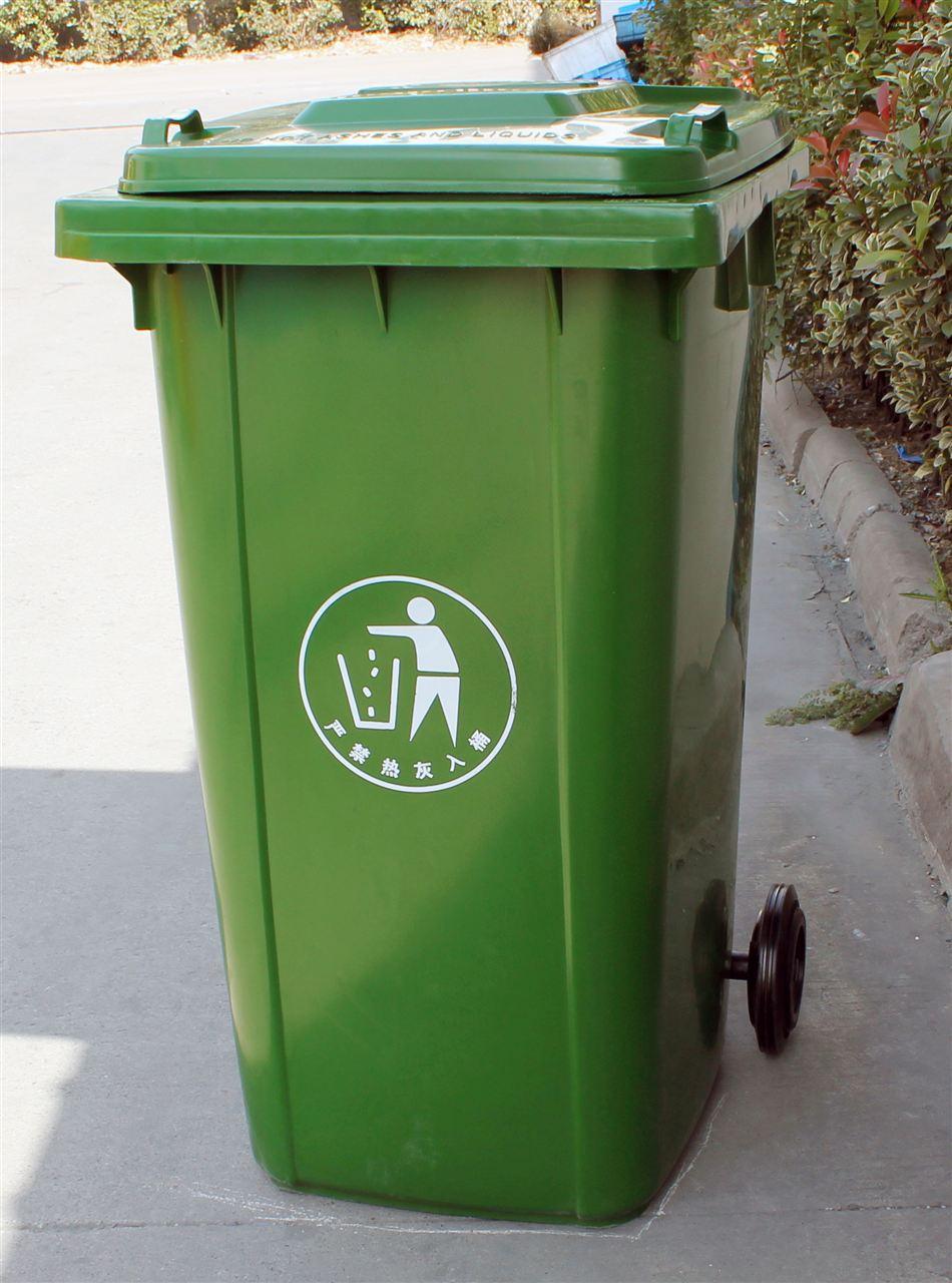 240l塑料环卫垃圾桶-徐州户外环卫垃圾桶规价格