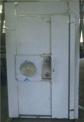 不鏽鋼金庫門