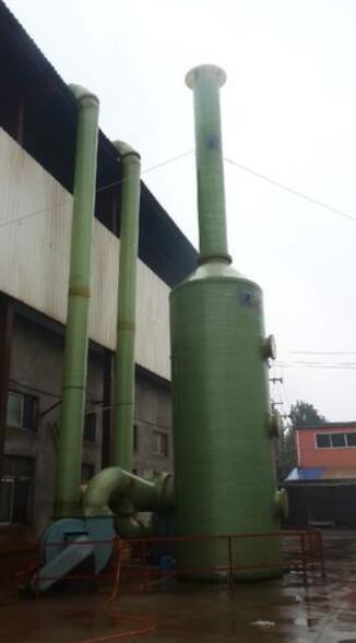 酸碱废气洗涤塔_废气处理/空气净化
