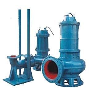 潜水式固体颗粒输送泵