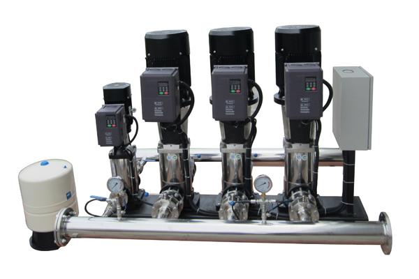 变频生活水泵机组