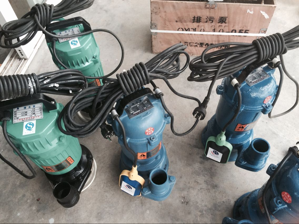 微型380v小水泵接线图