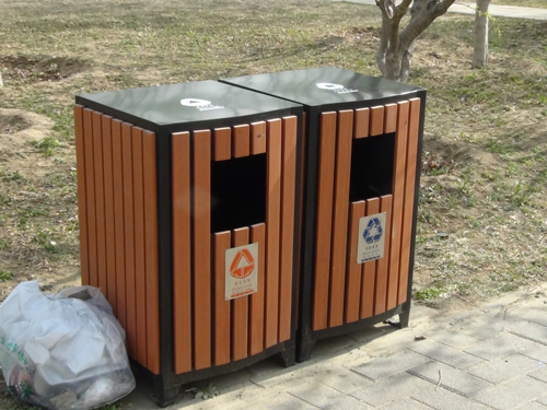 垃圾桶 垃圾箱 500