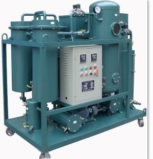 液压油脱水滤油机