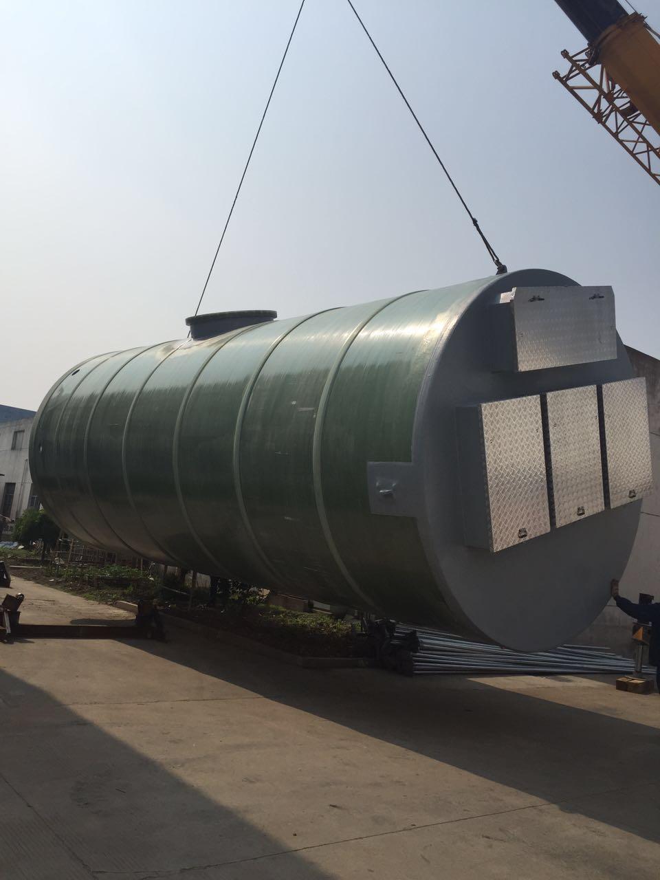 潜水排污泵的流量扬程