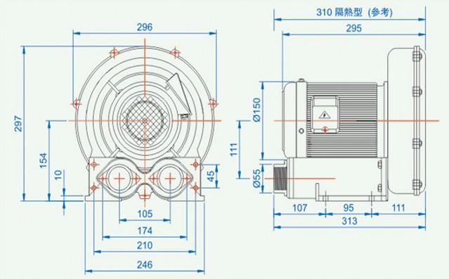 380V涡流泵RB-1