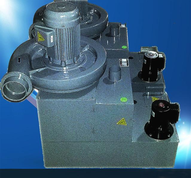 平面磨床集尘机MCGS-TX-2