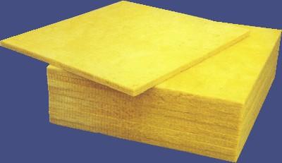 玻璃棉公司  离心玻璃棉保温板,为玻璃棉毡施加酚醛树脂粘合剂,加压加