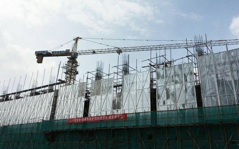 冲孔铝板爬架安全网