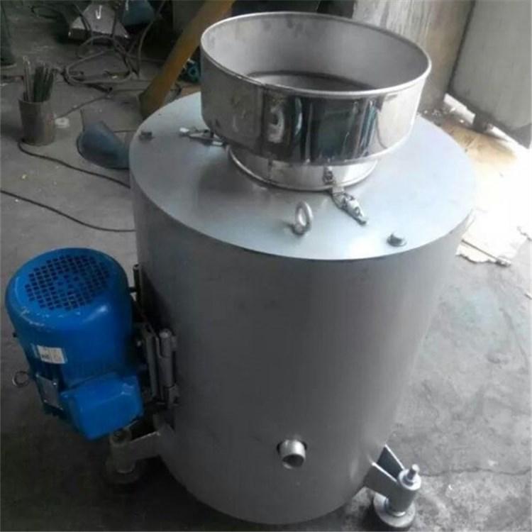 销售立式离心滤油机 全自动不锈钢食用油精滤设备图片