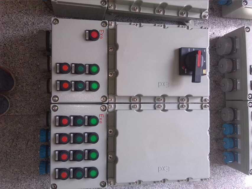 低压电器 其它 防水防尘防腐配电箱-防爆空调-防爆冰箱-防爆接线箱