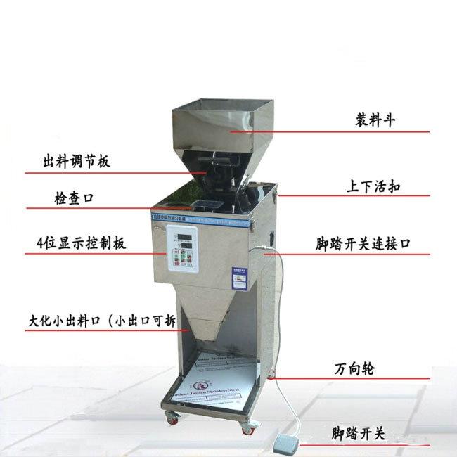 红枣分装机