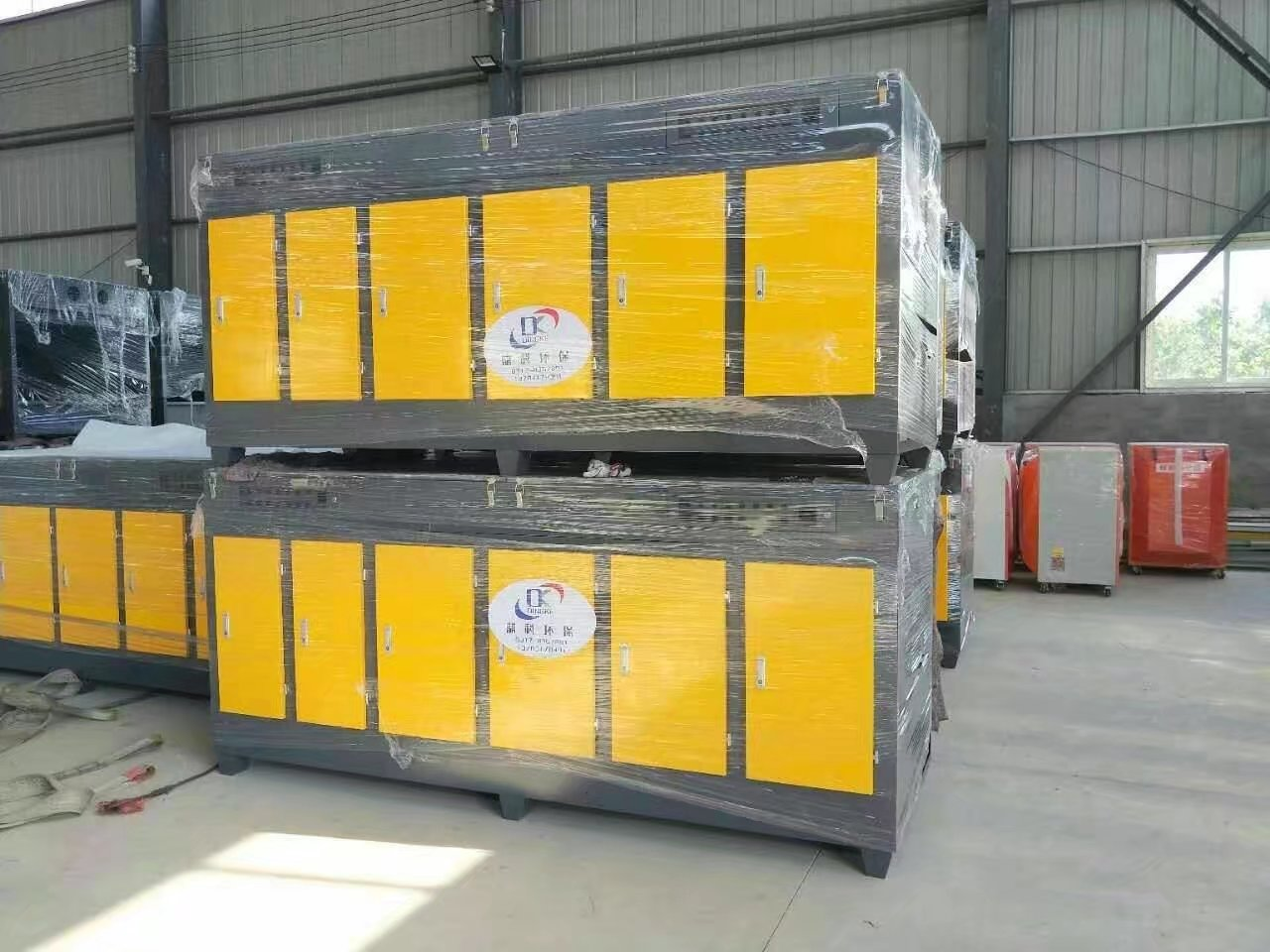 dk-uv-3000-30000-光氧催化净化器稀释废气原理