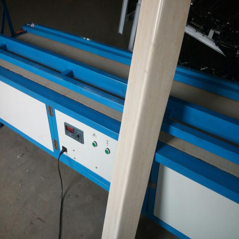 全自动PPT板折弯机 卫生间装饰护角热弯机 技术领先