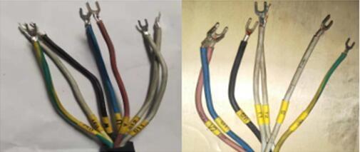 贝德科技一体化预制泵站粉碎格栅电机电缆连接说明图片