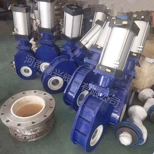 Z674TC陶瓷仓泵进出料阀
