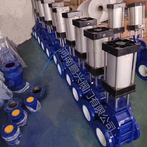 Z644TC陶瓷仓泵透气阀